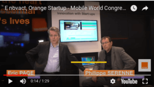 Video e-novact au MWC barcelone 2018