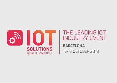 IOT World Congress 2018