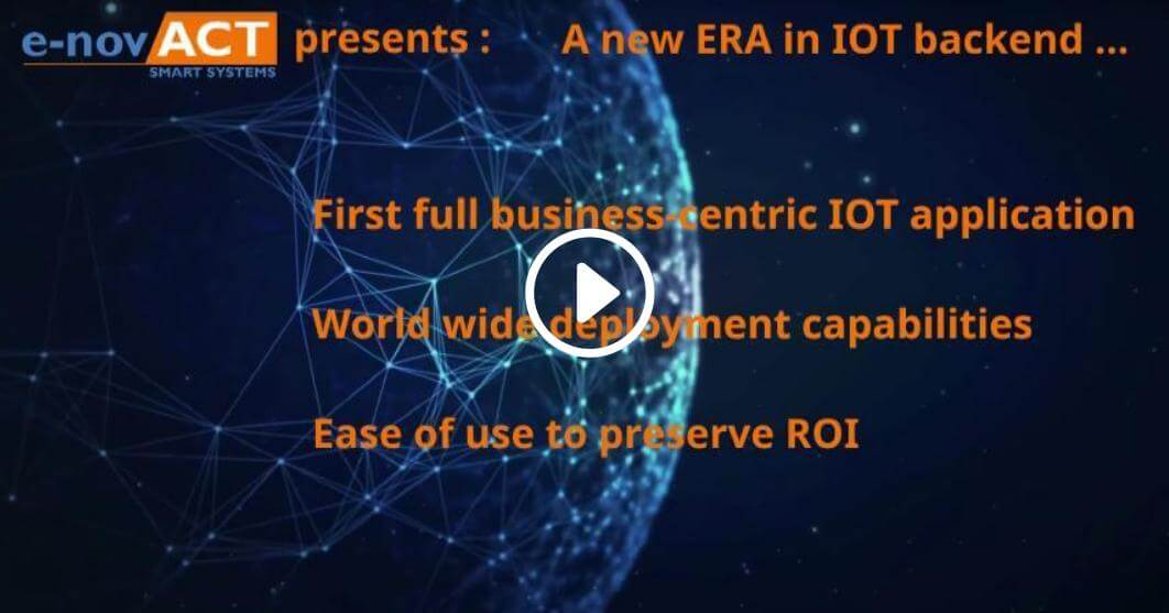 IOT plateform video