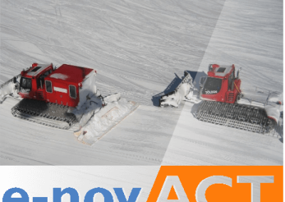 Innovation: an anti-collision system for ski resort vehicles