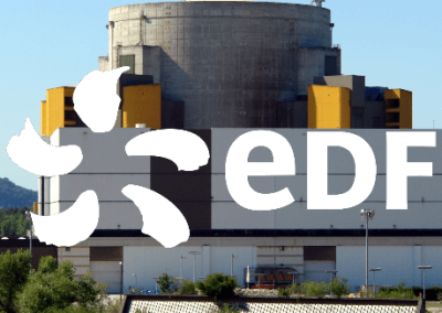 Industry 4.0 : e-novACT visits CREYS MALVILLE nuclear power plant for its deconstruction